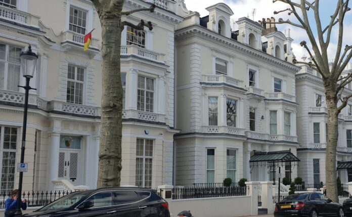 Cameroon High Commission UK